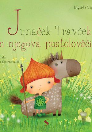 Junaček Travček in njegova pustolovščina - NASLOVNICA - net