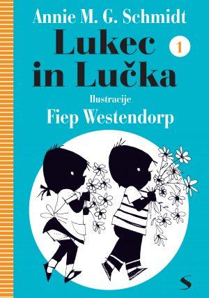 LUKEC IN LUCKA - Naslovnica