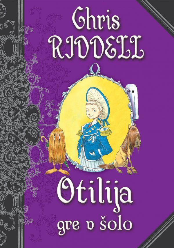 Otilija gre v šolo - NASLOVNICA - IZREZ