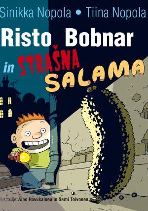 Risto in strašna salama - NASLOVNICA IZREZ