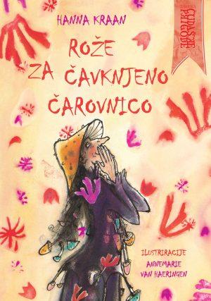 naslovka ROZE ZA CAVKNJENO CAROVNICO - izrez