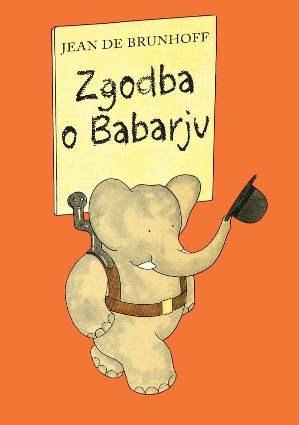 naslovka Zgodba o Babarju - izrez
