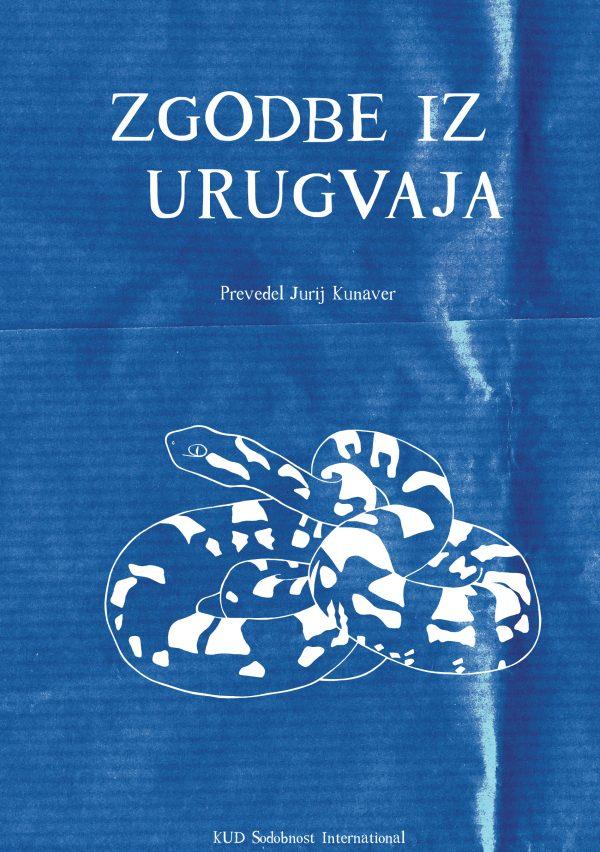 naslovnica Zgodbe iz Urugvaja